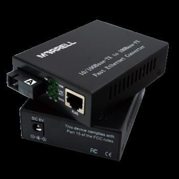 Ethernet-over-Fiber-Optic