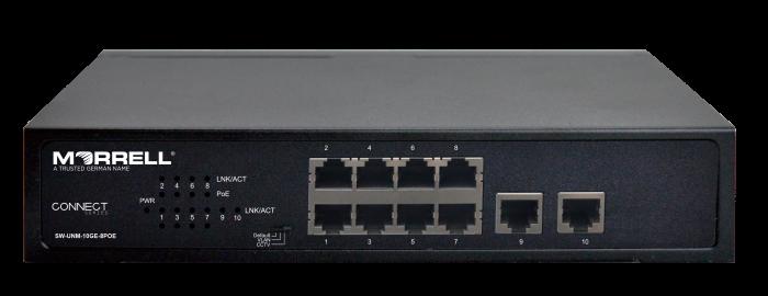 SW-UNM-10GE-8POE